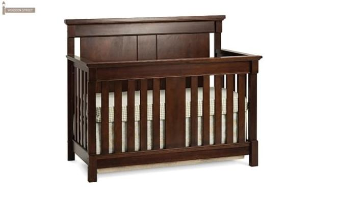Parson Cribs (Mahogany Finish)
