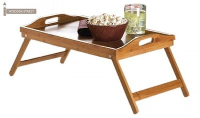 Terry Breakfast Table (Teak Finish)