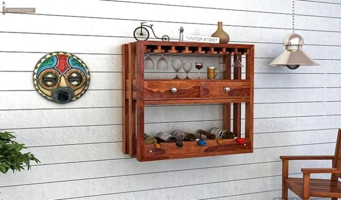 8 Stylish And Innovative Ways To Use Wine Racks In The House Home